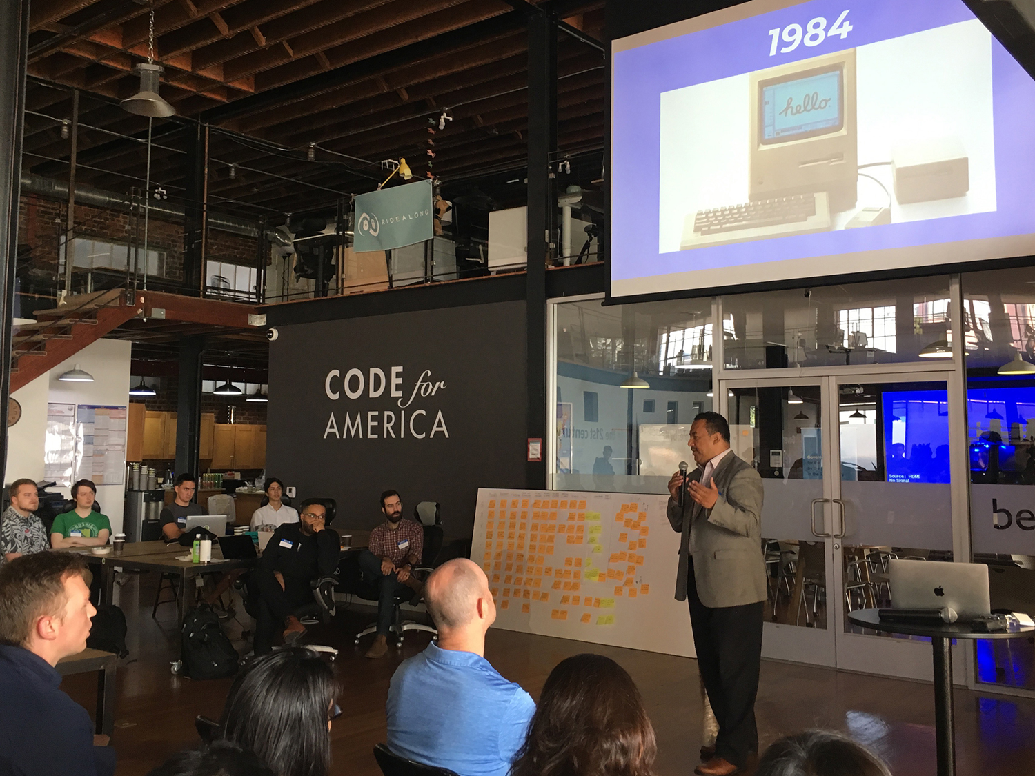 dev/Mission and C4SF Launch Fellowship Program at National Day of Civic Hacking